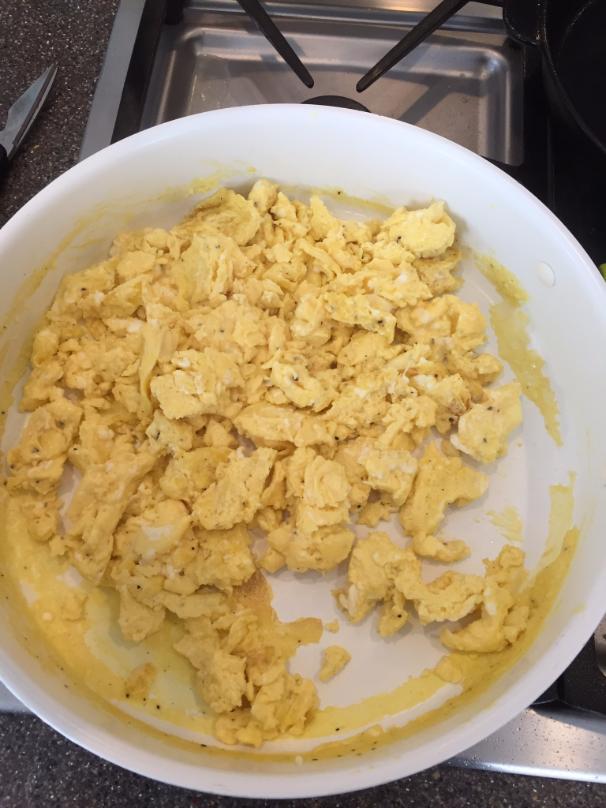 scrambled eggs 2